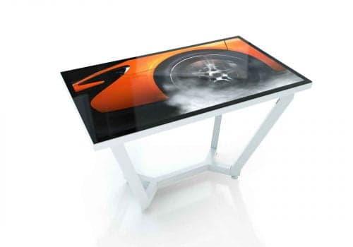 NEC interaktīvais skārienjūtīgs galds
