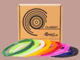 XYZPrinting-PCL-Low-Temp-9-colors-8-m-216-g - XYZPrinting-3D-Pen-PCL-Low-Temp-Filament-72g-9-rand