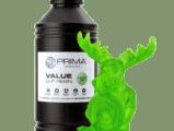 Value-DLP - PrimaCreator-Value-UV-DLP-Resin-1000-ml-Transparent-Gruen-PV-RESIN-B405-1000-TG