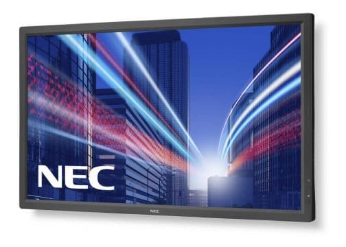 NEC V323-3 Full HD displejs