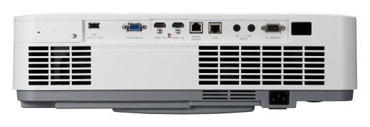 P525 - klusākie projektori