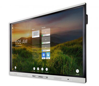 SMARTBoard MX v2 interaktīvais ekrāns skolai